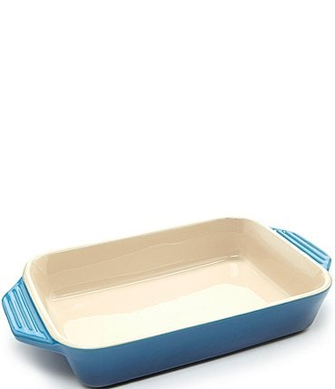 Image of Le Creuset Signature 1.8-Quart Rectangular Stoneware Baker