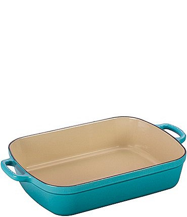 Image of Le Creuset Signature Rectangular Roaster 5.25-Quart