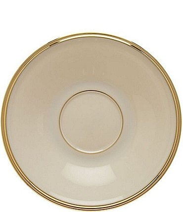 Image of Lenox Eternal Ivory Saucer