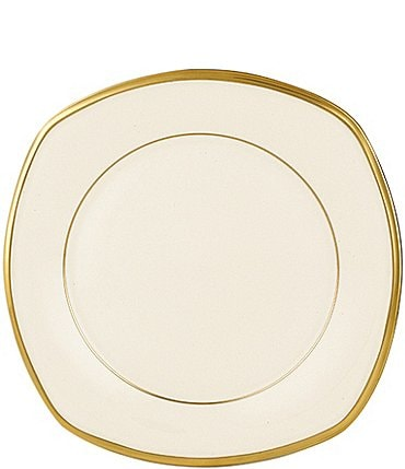 Image of Lenox Eternal Ivory Square Accent Salad Plate