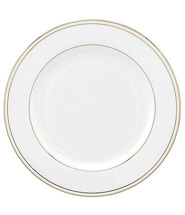 Image of Lenox Federal Gold Bone Bread & Butter Plate China