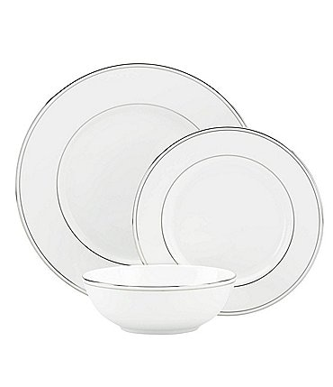 Image of Lenox Federal Platinum 3-Piece Place Setting