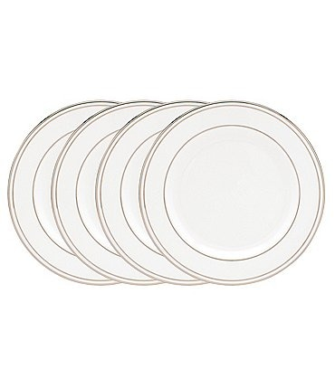 Image of Lenox Federal Platinum 4-piece Tidbit Plate