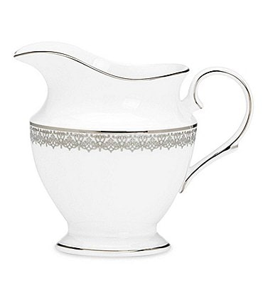 Image of Lenox Lace Couture Creamer