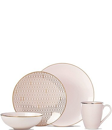 Image of Lenox Trianna Blush 4-Piece Place Setting