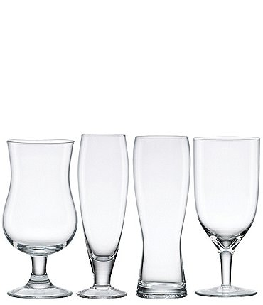 Image of Lenox Tuscany Classics Assorted Beer Glass Set