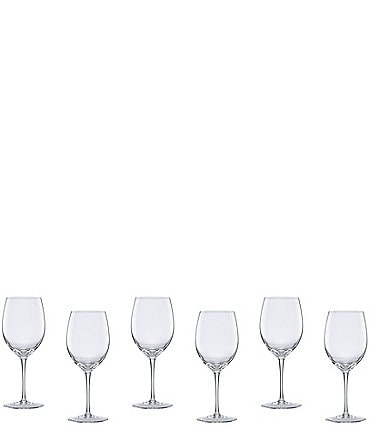 Image of Lenox Tuscany 6-Piece White Wine Glass Set