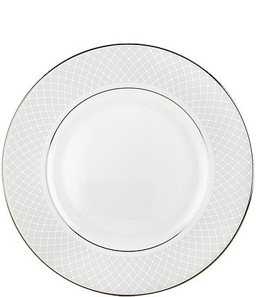 Image of Lenox Venetian Lace Dinner Plate