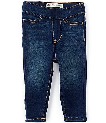 Image of Levi's® Baby Girls 3-24 Months Pull-On Jeggings