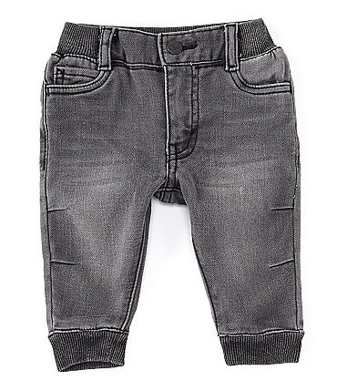 Image of Levi's® Baby 3-24 Months Denim Jogger Pants