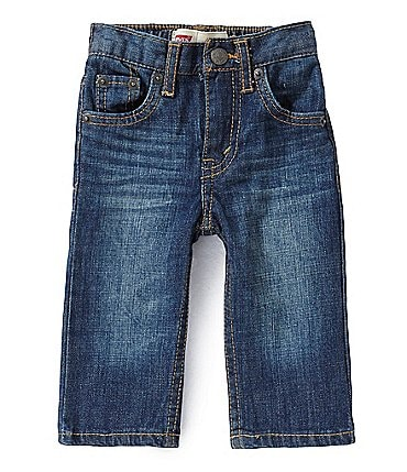 Image of Levi's® 12-24 Months 526 Regular-Fit Elastic-Waist Jeans