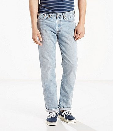 Image of Levi's® Men's 514 Straight-Fit Jeans