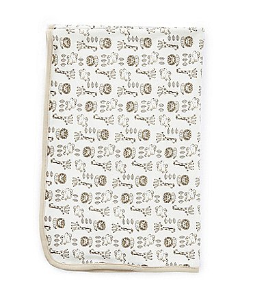 Image of Little Me Baby Safari Blanket
