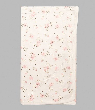 Image of Little Me Vintage Rose Blanket