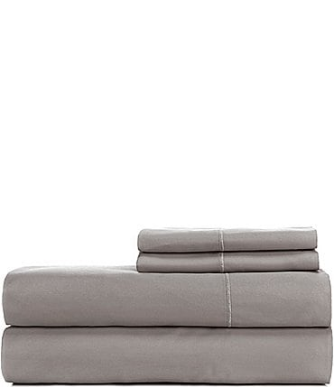 Image of Luxury Hotel 600 Thread-Count Supima Cotton with FabFit Technology Sheet Set