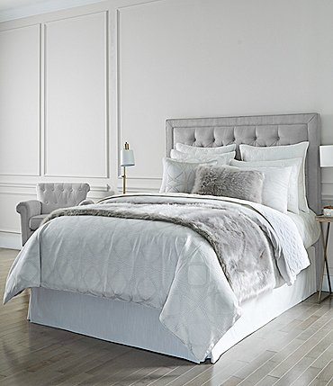 Image of Luxury Hotel Mercer Geometric Duvet Mini Set