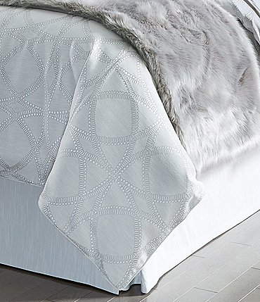 Image of Luxury Hotel Mercer Stria Bed Skirt