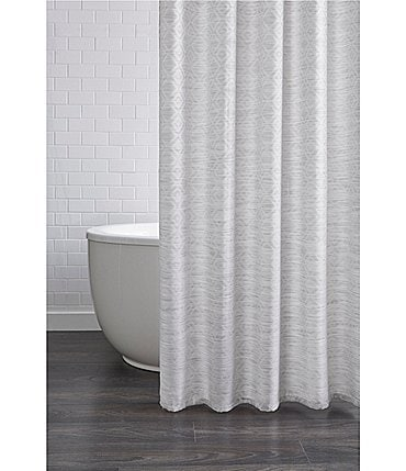 Image of Luxury Hotel Plaza Shower Curtain