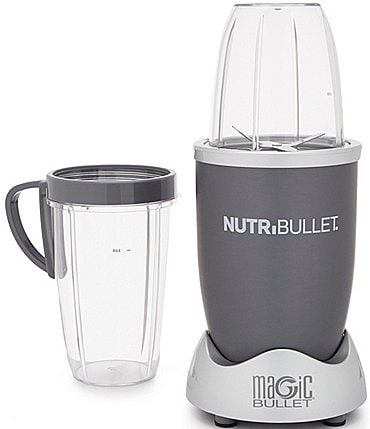 Image of Magic Bullet NutriBullet NBR0801 Food Processor Set