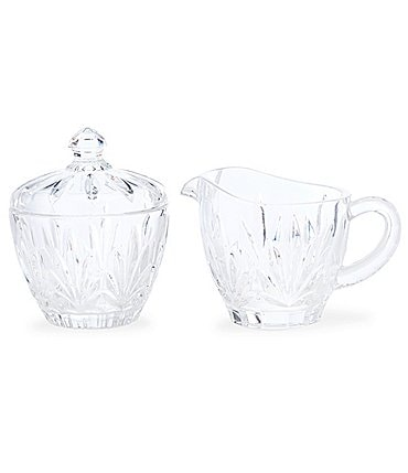 Image of Marquis By Waterford Cover Sugar and Creamer Set