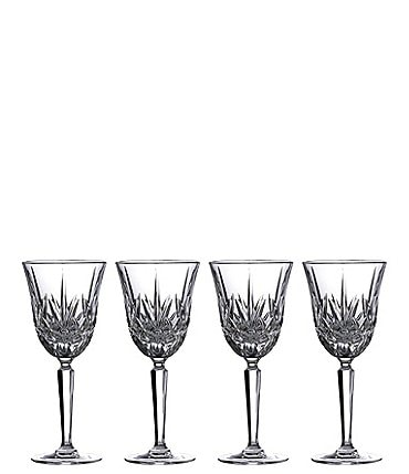 Image of Marquis By Waterford Maxwell White Wine Glasses, Set of 4