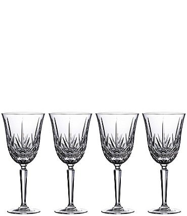 Image of Marquis by Waterford Maxwell Wine Glasses, Set of 4