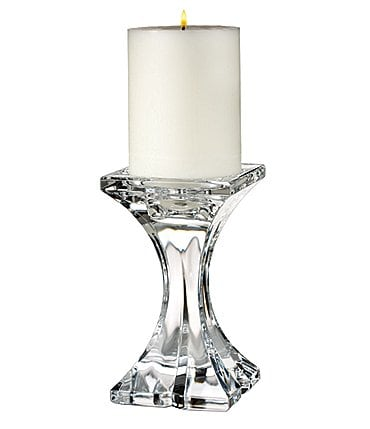 Image of Marquis by Waterford Verano Crystal Pillar Candlestick
