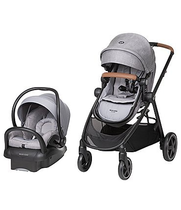Image of Maxi Cosi Zelia Max 5-in-1 Modular Travel System