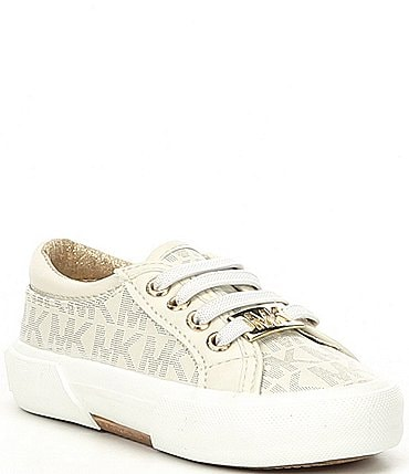Image of MICHAEL Michael Kors Girls' Ima Rebel Lace Up Sneakers Toddler