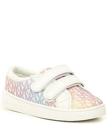 Image of MICHAEL Michael Kors Girls' Jem Miracle Ombre T-Strap Sneakers (Infant)