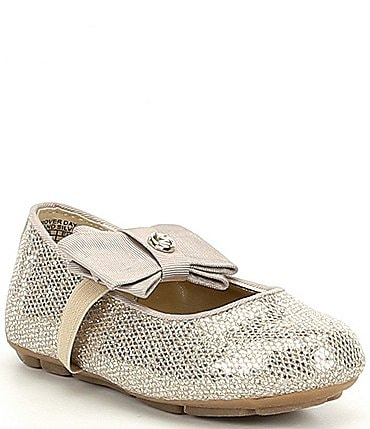Image of MICHAEL Michael Kors Girls' Rover Day Ballerina Flats Infant