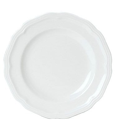 Image of Mikasa Antique White Porcelain Bread & Butter Plate
