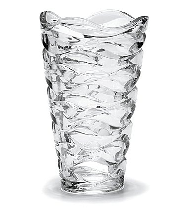 Image of Mikasa Atlantic Crystal Vase
