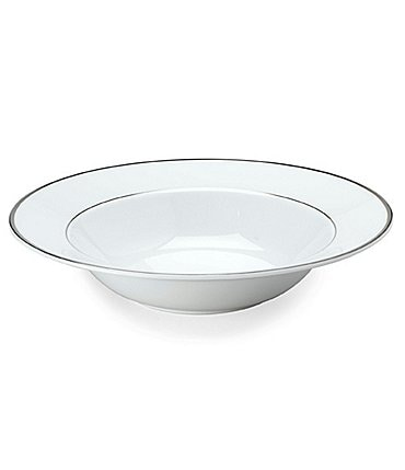 Image of Mikasa Cameo Platinum Porcelain China Vegetable Bowl