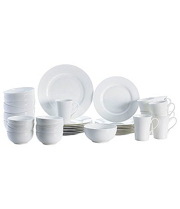 Image of Mikasa Delray 40-Piece Dinnerware Set