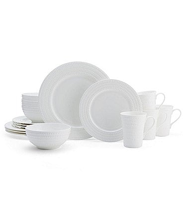 Image of Mikasa Nellie 16-Piece Dinnerware Set