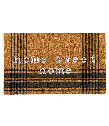 Image of Mud Pie Outdoor Living Collection Home Sweet Door Mat