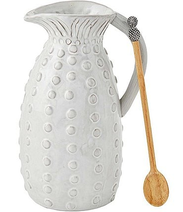 Image of Mud Pie Pineapple Welcome Pitcher