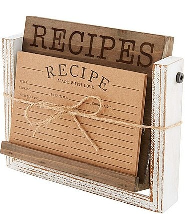 Image of Mud Pie Recipe Holder with Easel