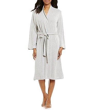 Image of N by Natori Soho Brushed Wrap Robe