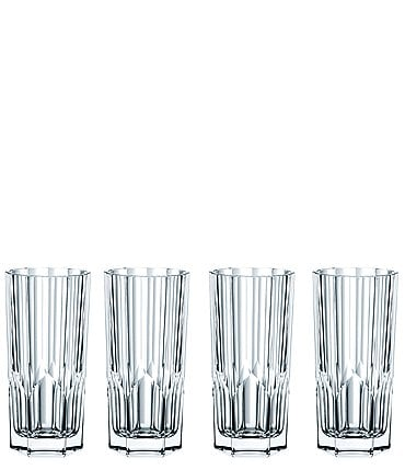 Image of Nachtmann Aspen Longdrink Glasses, Set of 4