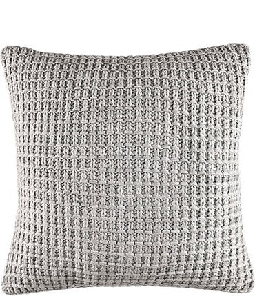 Image of Nautica Fairwater Chunky Knit Square Pillow