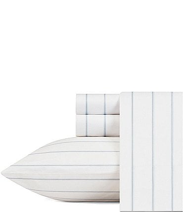 Image of Nautica Skippers Island Stripe Sheet Set