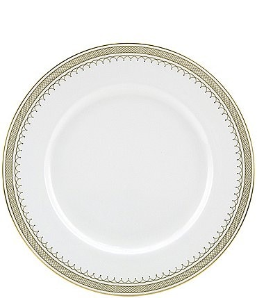 Image of Nikko Lattice Gold Dinner Plate