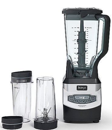 Image of Ninja Professional Blender with Single Serve Nutri Ninja Cups