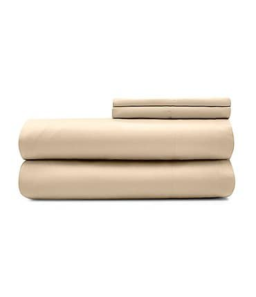 Image of Noble Excellence 400-Thread-Count Egyptian Cotton Sateen Sheet Set