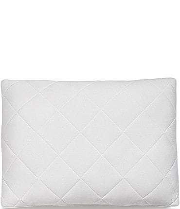 Image of Noble Excellence Cooling Glacier Knit Medium Support Bed Pillow