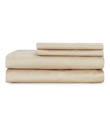 Image of Noble Excellence Everclean 400-Thread Count Supima Cotton Sateen Sheets