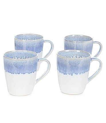 Image of Noble Excellence Luna Reactive Coffee Mugs, Set of 4