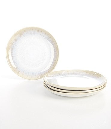 Image of Noble Excellence Luna Reactive Salad Plates, Set of 4